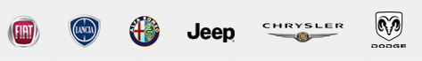 Fiat, Lancia, Alfa Romeo, Jeep, Chrysler, Dodge