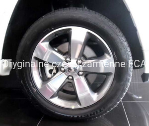 "Felga aluminiowa 20"" Jeep Grand Cherokee limited"