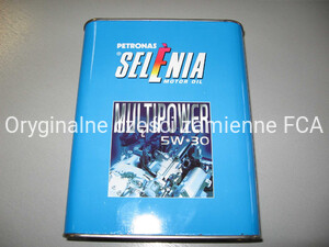 SELENIA MULTIPOWER 5W-30